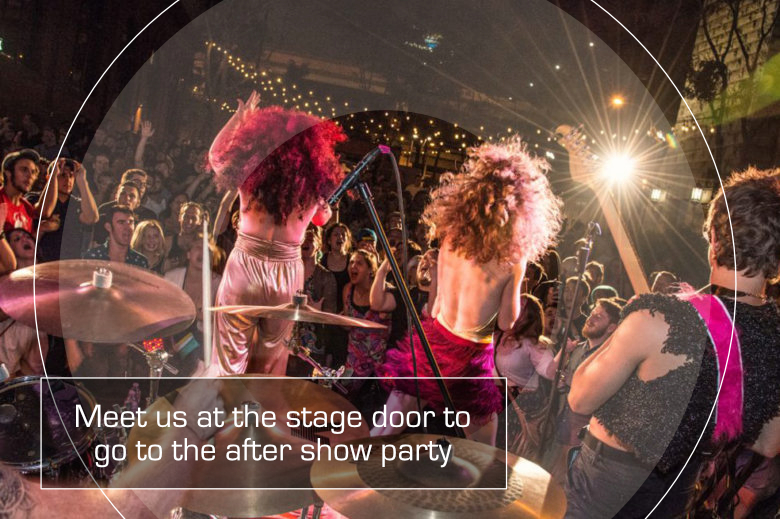On Stage Artists – Musicians, Singers, DJ's, MC's, Rappers & Poets